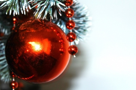 christmas decoration background 4
