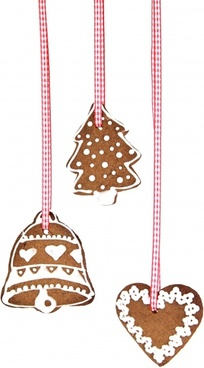 christmas decoration gingerbread
