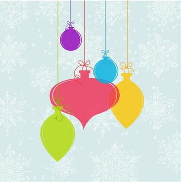 Christmas decorations vector free vector download (29,113 Free ...