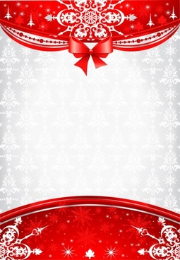 christmas decorative 01 vector