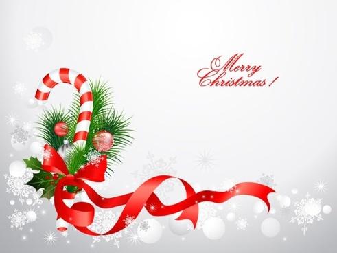 christmas decorative 04 vector