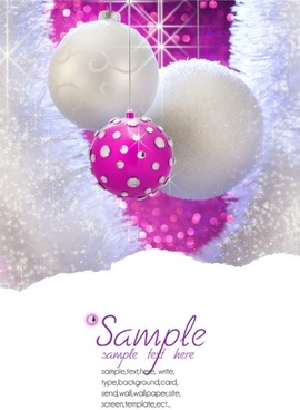 christmas design elements 04 highdefinition picture