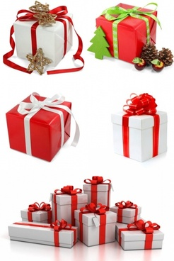 christmas gift box hd pictures