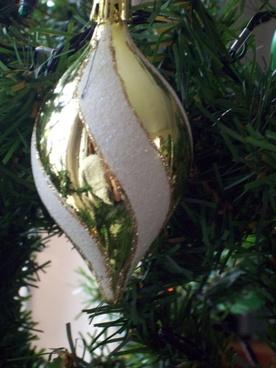 christmas hanging tree ornament