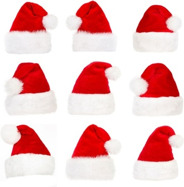 christmas hats 03 hd picture