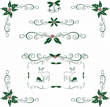 Christmas Holly Vector Free Vector Download 7 053 Free Vector For Commercial Use Format Ai Eps Cdr Svg Vector Illustration Graphic Art Design