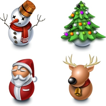 Christmas Icons 2 icons pack