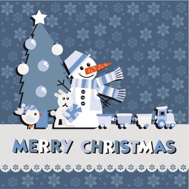 christmas notes stickers 03 vector
