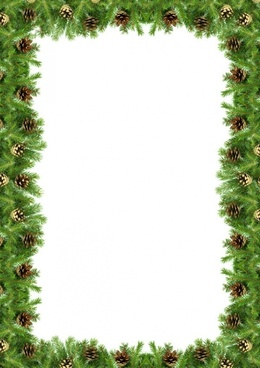 christmas ornaments border hd pictures - Christmas Border