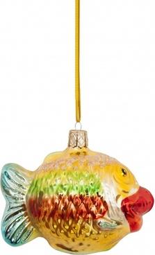 christmas ornaments christmas fish weihnachtsbaumschmuck