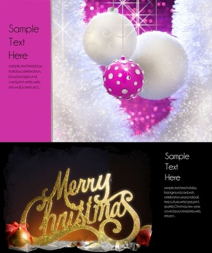 christmas ornaments hd picture