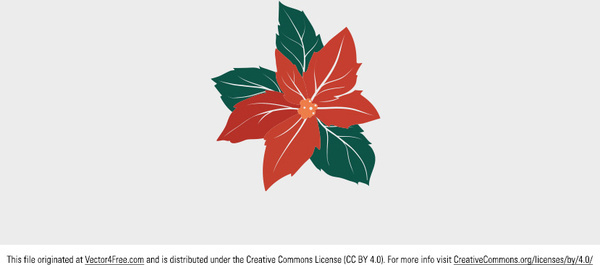 Poinsettia Free Vector Download 11 Free Vector For Commercial Use Format Ai Eps Cdr Svg Vector Illustration Graphic Art Design