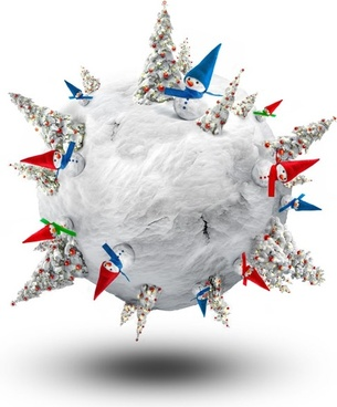christmas polar coordinates 3 hd pictures