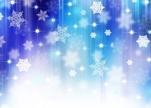 christmas snowflake background of highdefinition picture 4