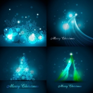 christmas snowflake with beautiful background vector
