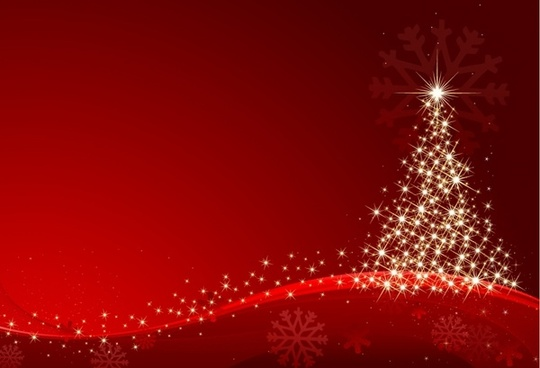 Christmas tree vector free vector download 10 495 free vector for commercial use format ai - Tree images free download ...