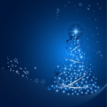 christmas tree background 310619