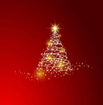 Christmas Tree Vector Free Vector Download 10 604 Free Vector For