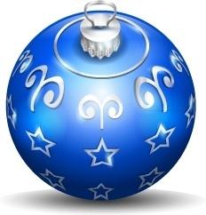 Christmas tree ball 3