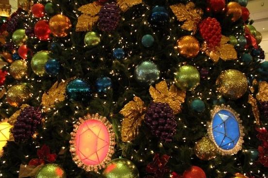 christmas tree decoration 4
