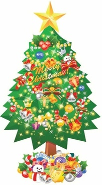 free christmas tree clip art vector images free vector download rh all free download com christmas tree designs clip art Christmas Tree Clip Art Border
