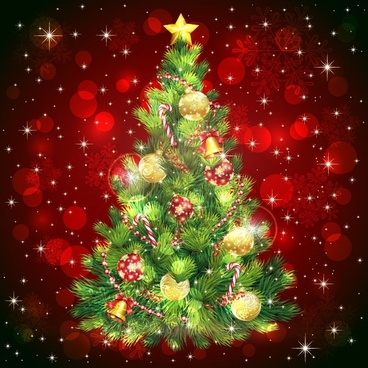 Christmas Tree Art.Free Christmas Tree Clip Art Vector Images Free Vector