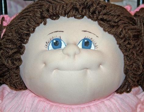 chubby doll face