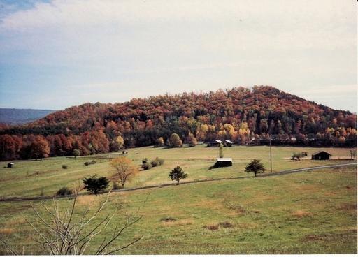 church camp in fall