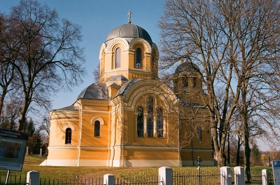 church dolhobyczow