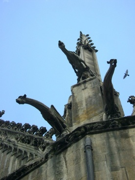 church gargoyles 133