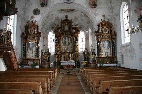 church germany bavaria