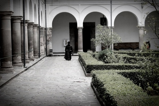 church monastery san francisco
