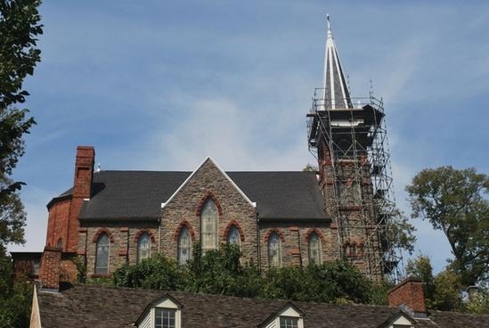 church repair