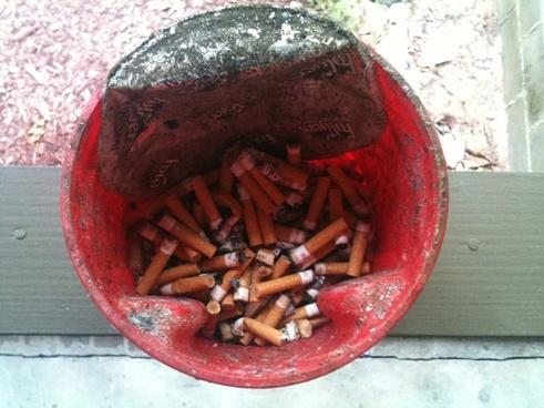 cigarette bowl