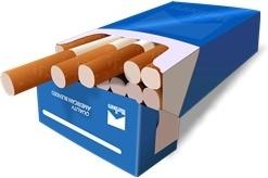 Cigarretes Blue