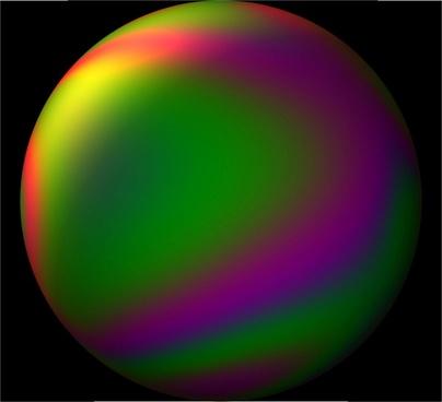 circle ball planet