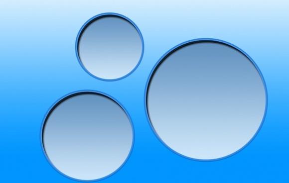 circle holes design