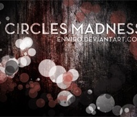 Circle Madness Brushes
