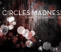 Circle Madness Brushes