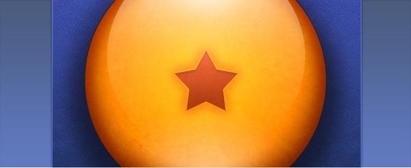 Circle Star Icon