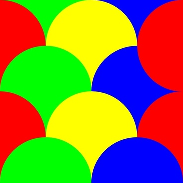 Circles 4 Pattern clip art