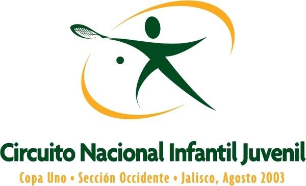 circuito nacional infantil juvenil