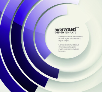 circular open vector backgrounds