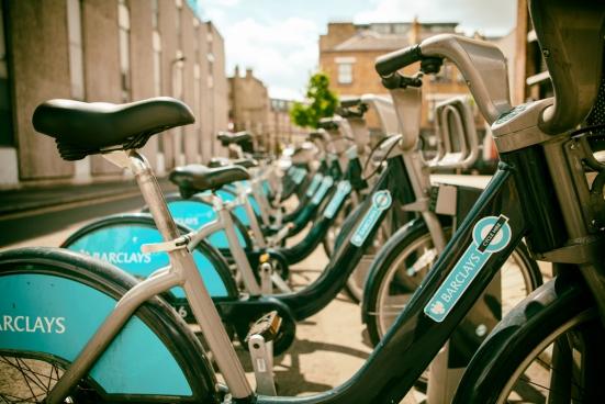city bikes london