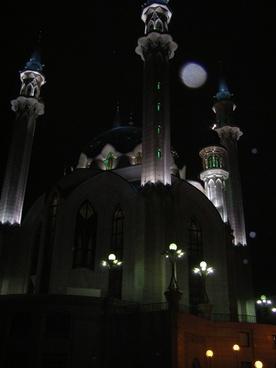 city kazan mosque