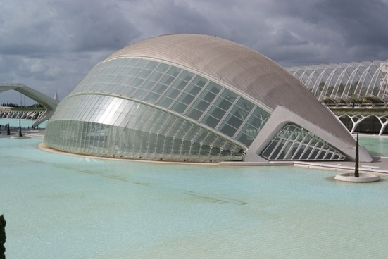 city of arts and sciences building tourism architecture