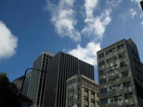 city sky city centre