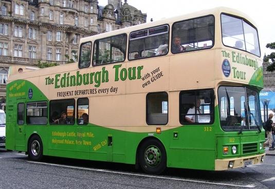 city tour bus