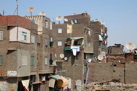 cityscape in cairo