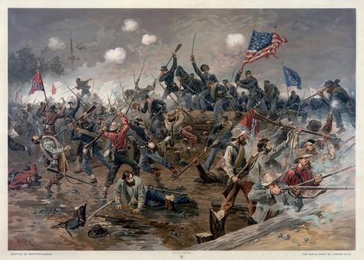 civil war battle america